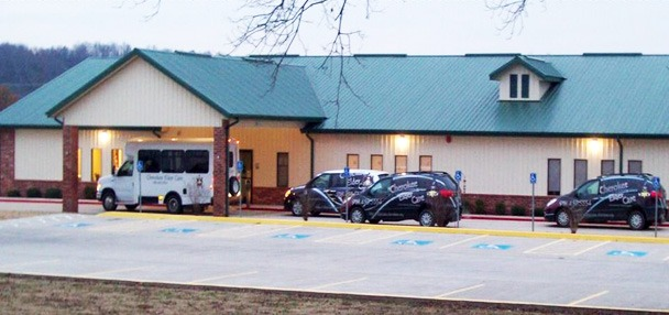 Cherokee Elder Care, Tahlequah.