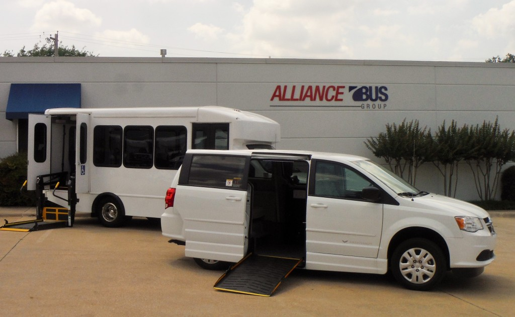 Leading Age Alliance Bus Group