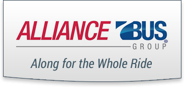 alliance bus logo
